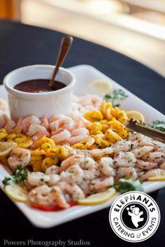 Shrimp Trio Platter