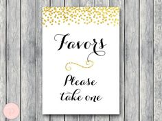 wd47c-gold-favors-sign-wedding-favor-sign-shower-favors-sign