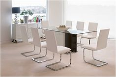 Harvey Norman Funi 9 Piece Dining Setting $1999