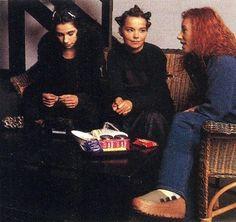 PJ Harvey, Björk & Tori Amos