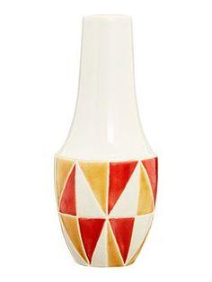 Trinity bottle vase H25cm