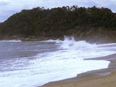 Ubatuba Beach