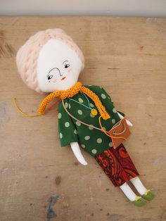 doll 1 Dolls with Personality from post by Elsa mora