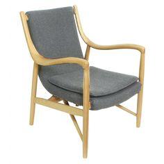 Hutton Chair Natural / Grey