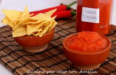 Salsa per nachos bimby