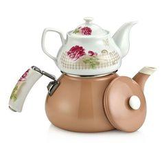 Zestaw Dzbanków Do Herbaty 4 El