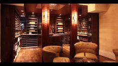Wine Cellar Design by Papro Consulting
