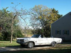 Pontiac : Catalina Convertible 1966 Catalina Convertible - http://www.usabarnfinds.com/archives/2462