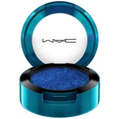 MAC Colordrenched Pigment, Magic of the Night Holiday Collection found on Polyvore featuring beauty products, makeup, eye makeup, eyeshadow, holiday eye makeup, evening eye makeup, mac cosmetics, bright eye makeup and metallic eyeshadow