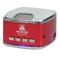 [US$ 19.29] LED Digital Tube Display Fashion Design Mini Speaker with TF Card Slot,USB Host,FM
