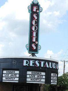 F. Scott's, nashville
