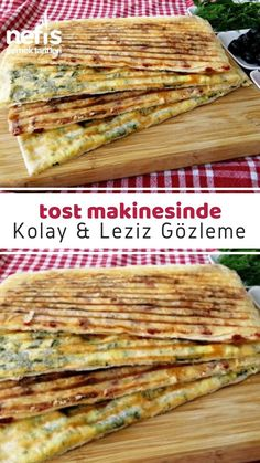 Easy Pancake on Toast Machine (mit Video) – Leckere Rezepte – ToL Zeta Bulgarian Recipes, Turkish Recipes, Italian Recipes, Brunch Recipes, Healthy Dinner Recipes, Breakfast Recipes, Yummy Recipes, Pancake Recipes, Vegan Blueberry