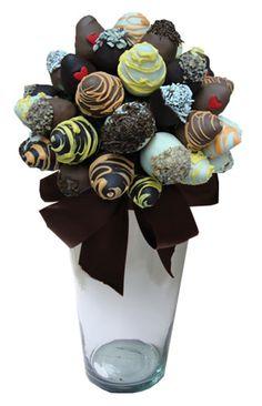 arreglos de chocolates