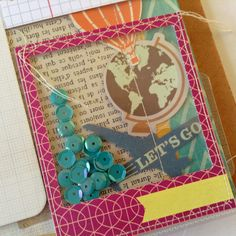 cannycrafter: I'm the guest designer over at Basic Grey! Travel Album, Project Life Cards, Basic Grey, Travel Scrapbook, Life Inspiration, Mini Albums, Embellishments, Travel Ideas, Projects