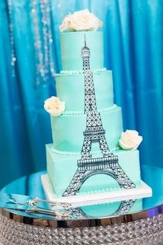 New Cupcakes Wedding Cake Tower 26 Ideas Crazy Wedding Cakes, Wedding Cakes With Cupcakes, Crazy Cakes, Fancy Cakes, Cupcake Cakes, Cake Wedding, Wedding Recipe, Sweets Cake, Paris Themed Cakes