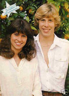 Nancy and Philip McKeon