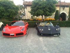 Pagani / Ferrari