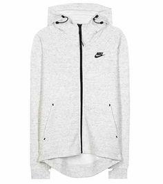 Veste à capuche en coton Nike Tech Fleece   Nike Gilet Nike Femme, Tenue De 33bec1c9efd9