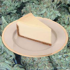 How To Make Cannabis Cheesecake #cooking #cannabis