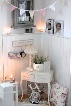 Villa ✪ Vanilla Objetos decorativos