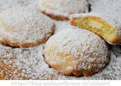 Biscotti ripieni al cioccolato bianco ricetta veloce, biscotti facili, ricetta per merenda, colazione, dolci facili e veloci, biscottini farciti, ricetta per bambini