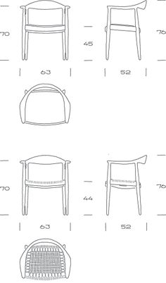 PP MØBLER / COLLECTION / CHAIRS / PP501/PP503 - THE CHAIR