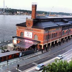 Fotografiska, Stockholm's photography museum, great exhibitions, Stadsgårdshamnen 22.