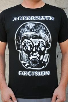 Gas Mask - Alternate Decision Original $10.00