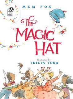 One of our featured story time books. Check it out next time you're at the library!