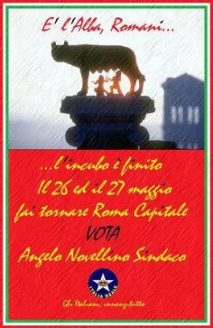 Fai tornare Roma Capitale con Italia Reale | ITALIA REALE - Stella e Corona