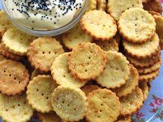 ¿Qué es lo que más les gusta a los niños? Las galletitas, por eso en Cocina Para celiacos te traemos hoy una receta de Galletitas Saladas Sin Tacc.