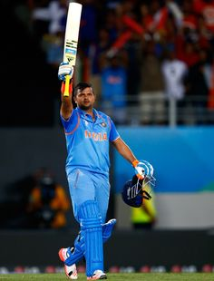 India vs Zimbabwe, Match, Pool B Raina registered his ODI ton Icc Cricket, Cricket Sport, Mumbai Indians Ipl, Indian Army Wallpapers, Lord Murugan Wallpapers, India Cricket Team, Ravindra Jadeja, India Win, Dhoni Wallpapers