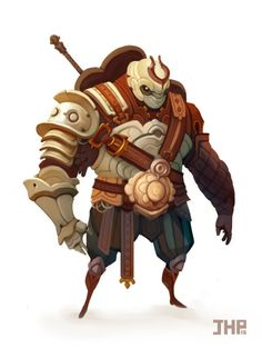 ArtStation - Random Warrior, Joao Henrique Pacheco