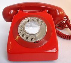 TELEFONES COLORIDOS E RETRÔ