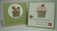 Klompen Stampers (Stampin' Up! Demonstrator Jackie Bolhuis): More Create a Cupcake