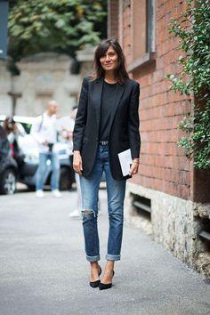 Spring minimalist fashion inspiration