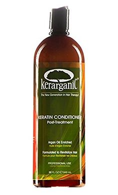 ORGANIC KERATIN TREATMENT  POSTTREATMENT CONDITIONER  32oz ** Be sure to check out this awesome product. (This is an affiliate link) #HairCareConditioner