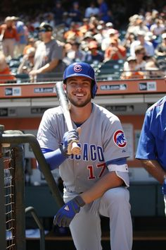 Kristen Bryant Chicago Cubs rookie of the year.