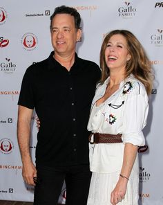 Pin for Later: 41 Pictures That Will Make You Appreciate Tom Hanks and Rita Wilson's 3-Decades-Long Relationship 2011