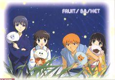 El rincón perdido: Reseña Anime: Fruits Basket