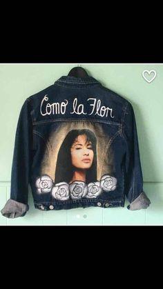 Selena Quintanilla jean jacket