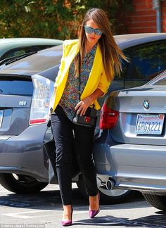Jessica Alba | Celebrity Style