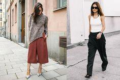 cómo combinar prendas oversize pantalones Cosplay, Outfits, Pants, Fashion, Gifs, Hairdos, Elegant, Style, Trouser Pants