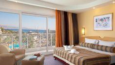 Panorama Eilat | Decor Team - Hospitality Design. http://www.decorteamus.com/ #hotel #curtains #drapes #shades