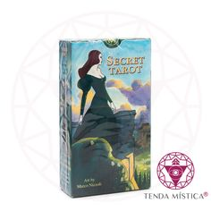 Baralho Tarot - Secret Tarot Tarot, Cover, Books, Decks, Libros, Book, Book Illustrations, Libri, Tarot Cards