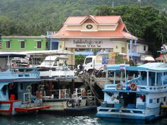 how to get to koh tao from bangkok
