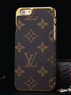 LV cases for iPhone and Samsung phones