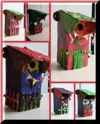 Knutselen voor kinderen Peter Pan, Preschool, Birds, Winter, Outdoor Decor, Diy, Winter Time, Bricolage, Kid Garden