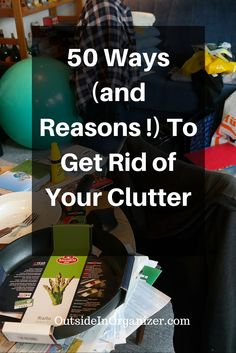 Read more sweet and the o 39 jays on pinterest for Ways to get rid of clutter