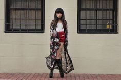 Miss Olivia Lo! #MissKL's first feature of the month! #LookBook #Karmaloop
